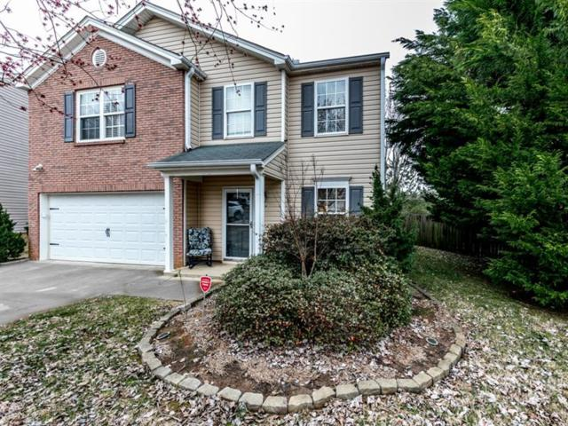 607 Red Oak Court, Canton, GA 30114 (MLS #5966073) :: North Atlanta Home Team