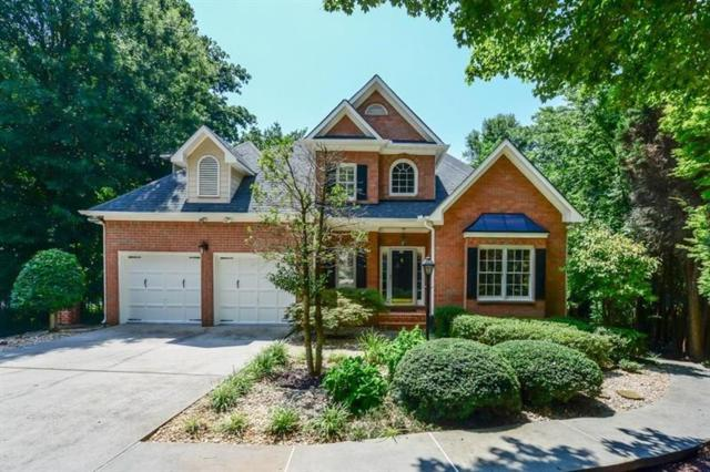 510 Montrose Lane, Sandy Springs, GA 30328 (MLS #5966131) :: Buy Sell Live Atlanta