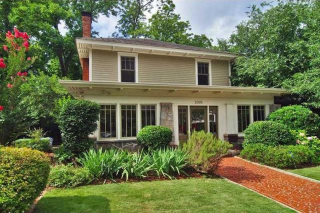 1035 Drewry Street, Atlanta, GA 30306 (MLS #5966207) :: The Zac Team @ RE/MAX Metro Atlanta