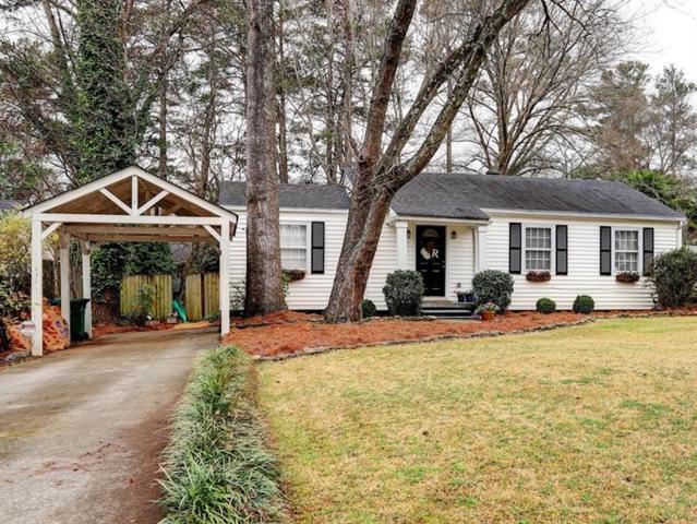 2982 Surrey Lane, Chamblee, GA 30341 (MLS #5966211) :: North Atlanta Home Team