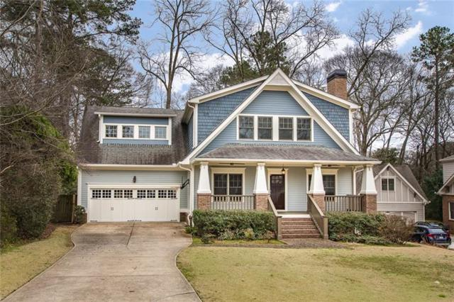 425 Pensdale Road, Decatur, GA 30030 (MLS #5966229) :: The Bolt Group