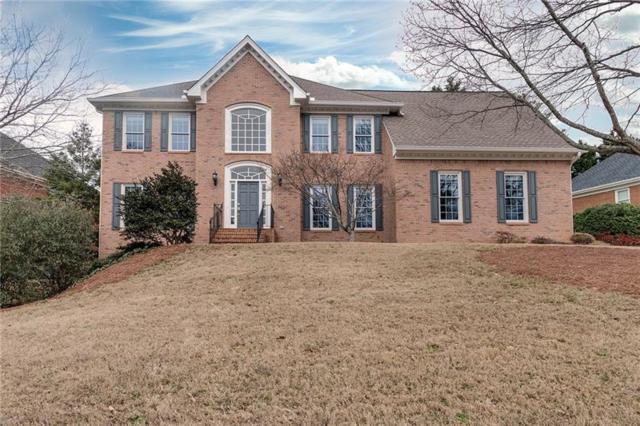 3650 Milton Park Drive, Alpharetta, GA 30022 (MLS #5966230) :: North Atlanta Home Team