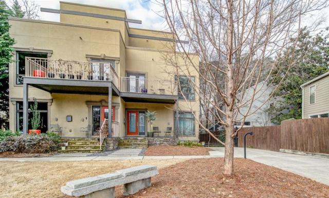 870 Monroe Drive, Atlanta, GA 30308 (MLS #5966306) :: The Justin Landis Group