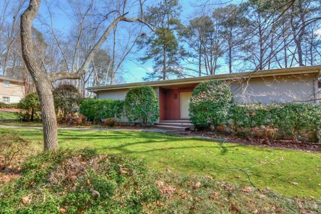 5461 N Peachtree Road, Dunwoody, GA 30338 (MLS #5966334) :: Buy Sell Live Atlanta