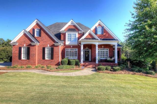 438 Evening Mist Drive, Acworth, GA 30101 (MLS #5966426) :: North Atlanta Home Team
