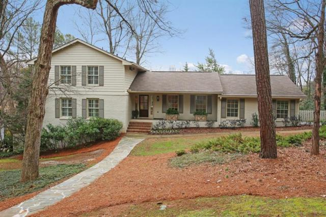 749 Glengary Way NE, Atlanta, GA 30342 (MLS #5966437) :: Buy Sell Live Atlanta