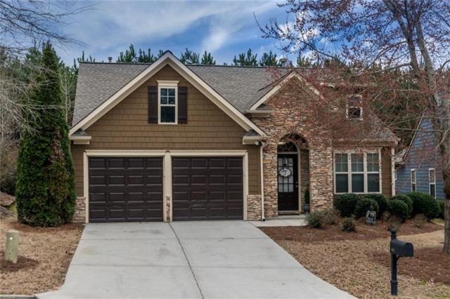 431 Arrowhead Trail, Canton, GA 30114 (MLS #5966459) :: North Atlanta Home Team