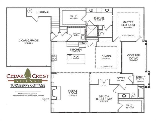 68 Cedarcrest Village Lane, Acworth, GA 30101 (MLS #5966464) :: RCM Brokers