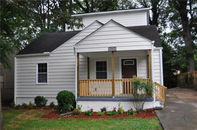 2553 Eastwood Drive, Decatur, GA 30032 (MLS #5966475) :: North Atlanta Home Team