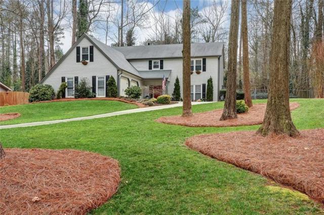 3350 Indian Hills Drive, Marietta, GA 30068 (MLS #5966500) :: North Atlanta Home Team
