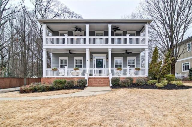 1875 La Dawn Lane NW, Atlanta, GA 30318 (MLS #5966553) :: Charlie Ballard Real Estate