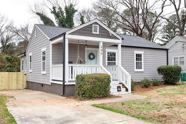 465 Morgan Place, Atlanta, GA 30317 (MLS #5966554) :: The Zac Team @ RE/MAX Metro Atlanta