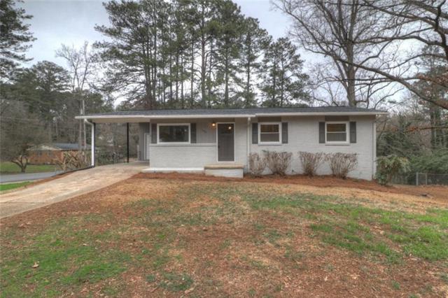 1197 Baker Lane, Marietta, GA 30062 (MLS #5966567) :: Ashton Taylor Realty