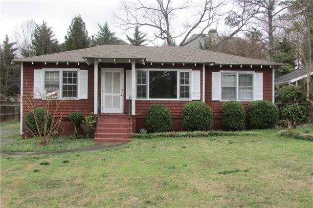 1803 Beacon Hill Boulevard NE, Atlanta, GA 30329 (MLS #5966574) :: Carr Real Estate Experts