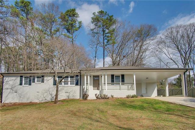 2003 Wynn Drive, Marietta, GA 30062 (MLS #5966595) :: Charlie Ballard Real Estate