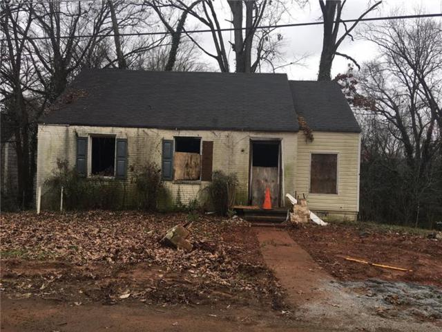 1104 Oak Knoll Terrace SE, Atlanta, GA 30315 (MLS #5966610) :: The Justin Landis Group