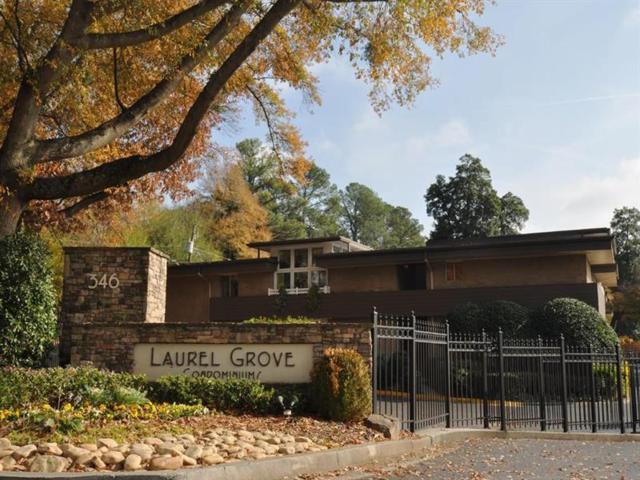 346 Carpenter Drive #93, Atlanta, GA 30328 (MLS #5966622) :: The Justin Landis Group