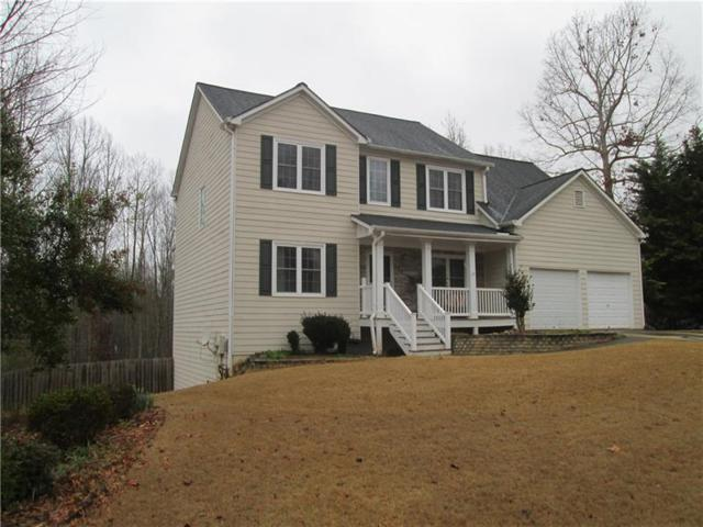 245 Westwind Drive, Ball Ground, GA 30107 (MLS #5966647) :: The Justin Landis Group