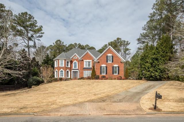 690 Richmond Glen Drive, Milton, GA 30004 (MLS #5966652) :: The North Georgia Group