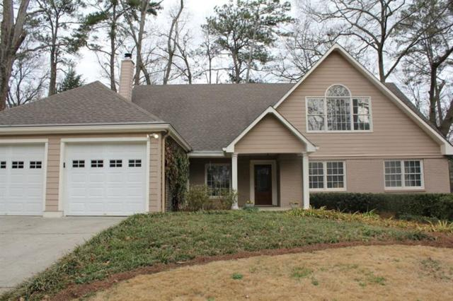 1315 Lenox Circle NE, Atlanta, GA 30306 (MLS #5966685) :: The Zac Team @ RE/MAX Metro Atlanta