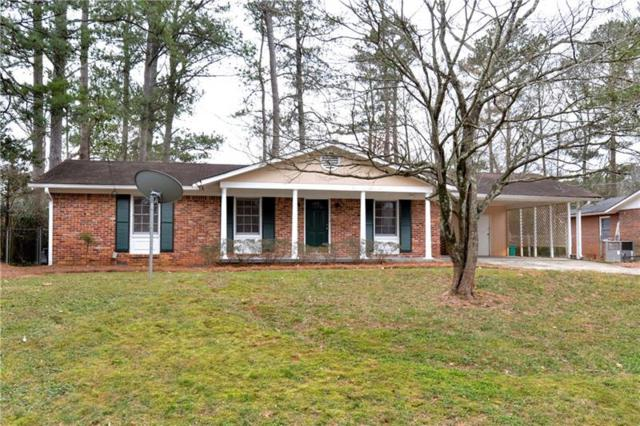 496 Concord Lane SE, Smyrna, GA 30082 (MLS #5966710) :: North Atlanta Home Team