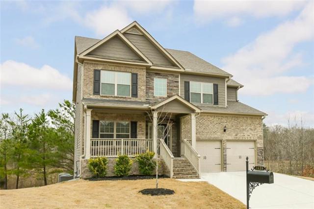 1428 Sterlingbrooke Drive, Powder Springs, GA 30127 (MLS #5966712) :: North Atlanta Home Team