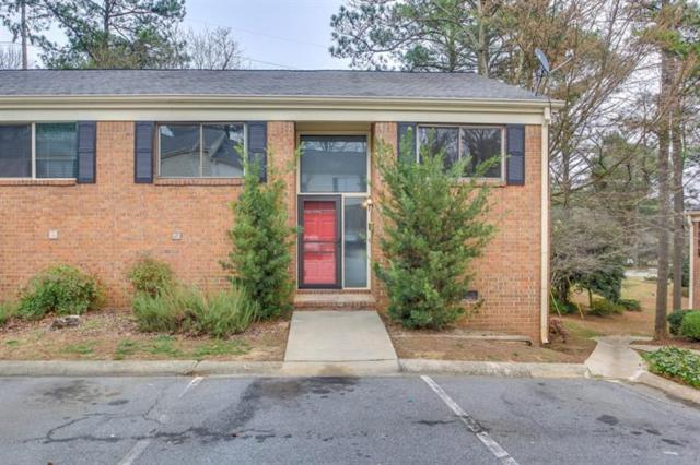 3340 Northcrest Road D, Atlanta, GA 30340 (MLS #5966732) :: Main Street Realtors