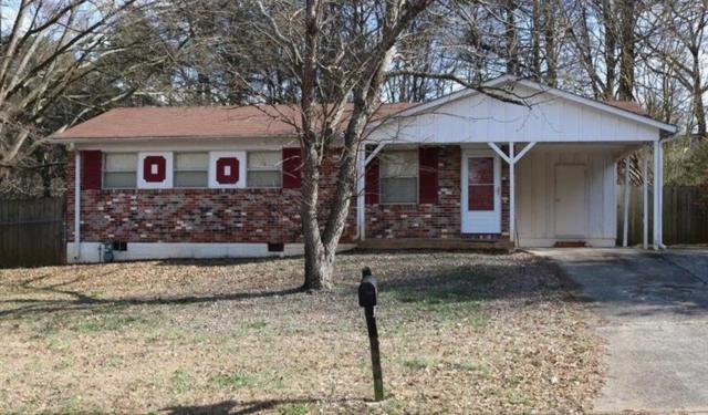 6650 Westfield Drive, Riverdale, GA 30274 (MLS #5966760) :: Carr Real Estate Experts