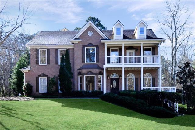 4689 Dunwoody Club Drive, Dunwoody, GA 30350 (MLS #5966806) :: Carr Real Estate Experts