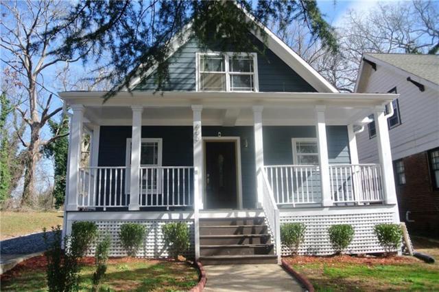 486 W Ontario Avenue SW, Atlanta, GA 30310 (MLS #5966820) :: Ashton Taylor Realty