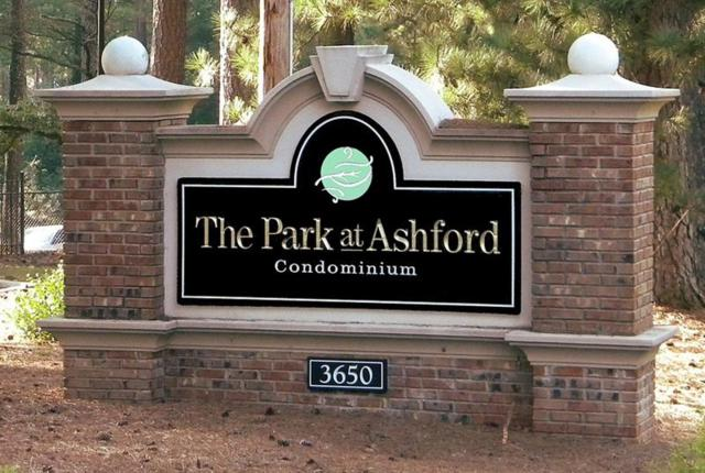 3650 Ashford Dunwoody Road NE #127, Brookhaven, GA 30319 (MLS #5966824) :: North Atlanta Home Team