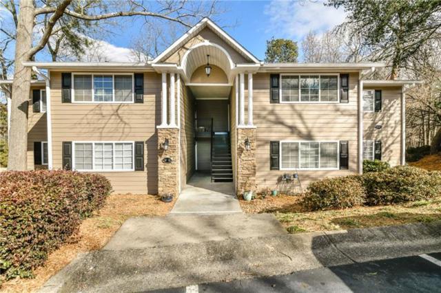 1468 Briarwood Road NE #405, Brookhaven, GA 30319 (MLS #5966847) :: North Atlanta Home Team