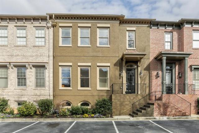 1481 Village Park Court NE, Brookhaven, GA 30319 (MLS #5966920) :: North Atlanta Home Team