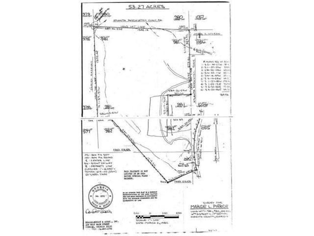 6385 Nix Road, Dawsonville, GA 30534 (MLS #5966947) :: The North Georgia Group