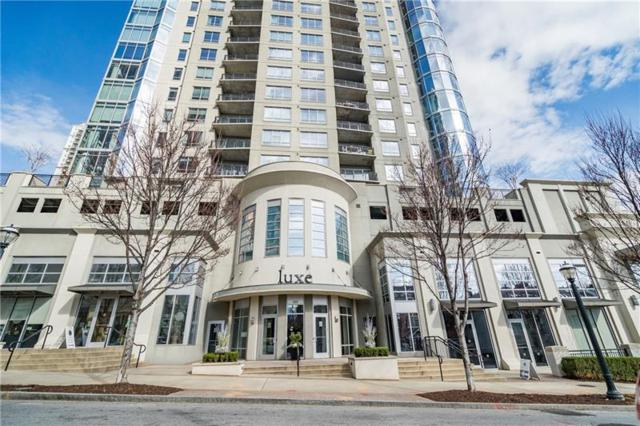 222 12th Street NE #1703, Atlanta, GA 30309 (MLS #5966987) :: The Zac Team @ RE/MAX Metro Atlanta