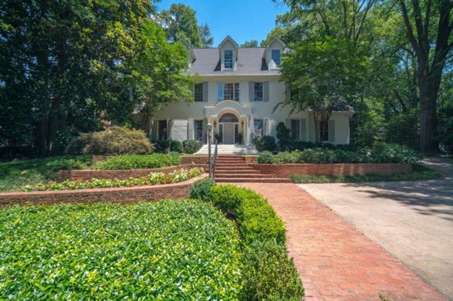 3914 E Brookhaven Drive NE, Brookhaven, GA 30319 (MLS #5967086) :: North Atlanta Home Team