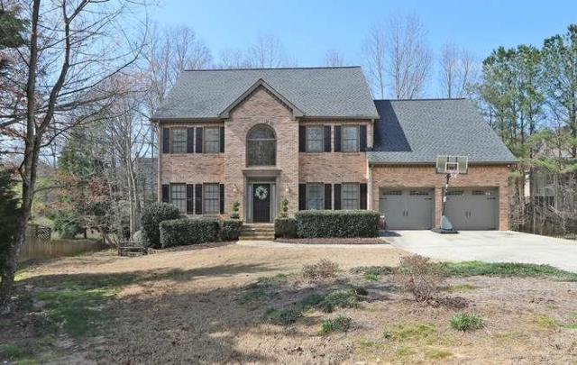 3136 Crestmont Way NW, Kennesaw, GA 30152 (MLS #5967099) :: Carr Real Estate Experts
