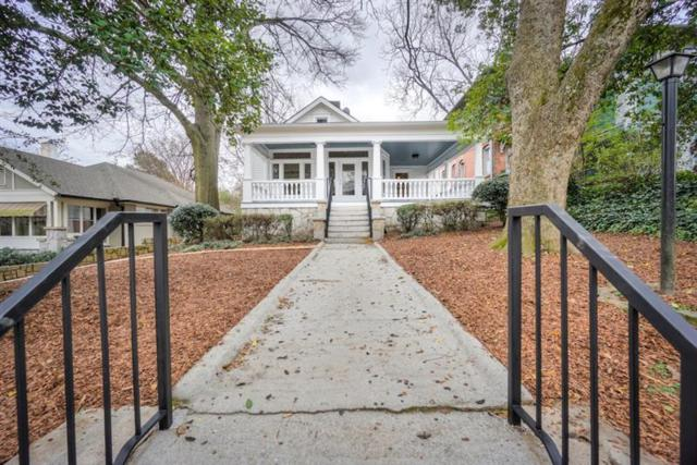 1101 Briarcliff Place NE, Atlanta, GA 30306 (MLS #5967177) :: The Zac Team @ RE/MAX Metro Atlanta