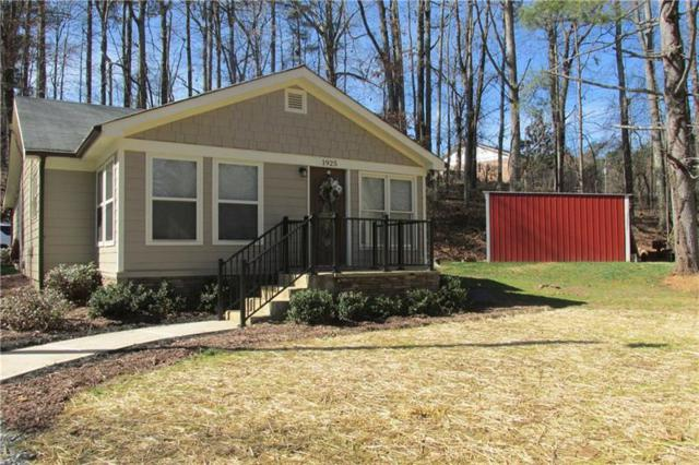 1925 Reinhardt College Parkway, Canton, GA 30114 (MLS #5967231) :: The North Georgia Group