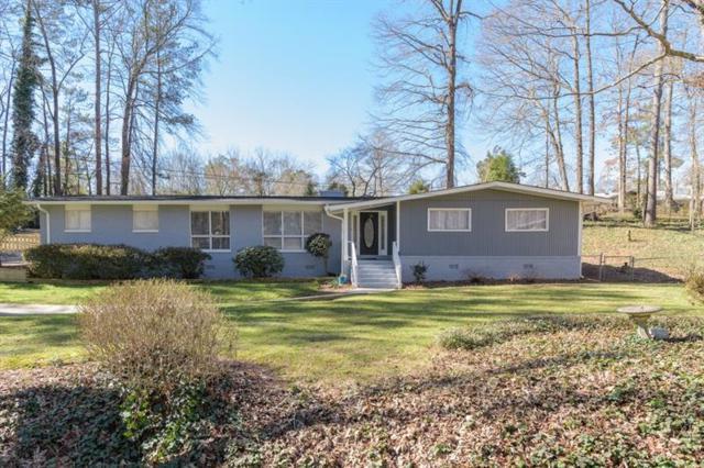 2620 Flintlock Lane SW, Marietta, GA 30008 (MLS #5967281) :: North Atlanta Home Team