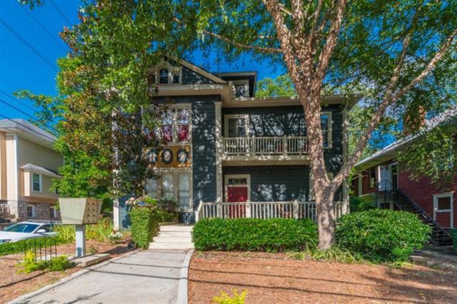 916 Myrtle Street NE #4, Atlanta, GA 30309 (MLS #5967350) :: RE/MAX Paramount Properties