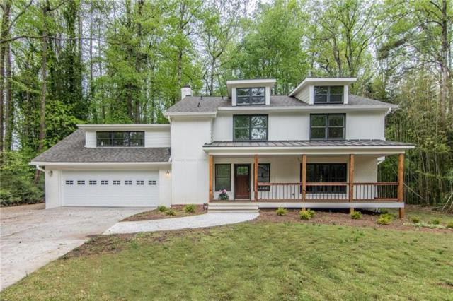 4794 Springfield Drive, Atlanta, GA 30338 (MLS #5967358) :: Carr Real Estate Experts