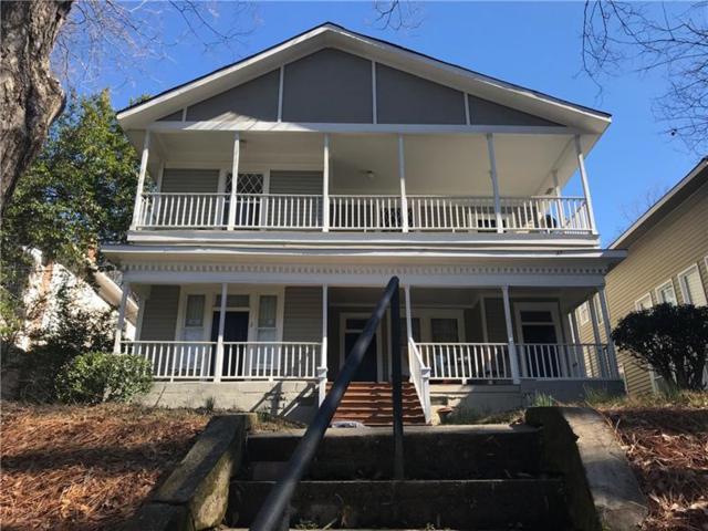 833 Monroe Drive NE, Atlanta, GA 30308 (MLS #5967386) :: RE/MAX Paramount Properties