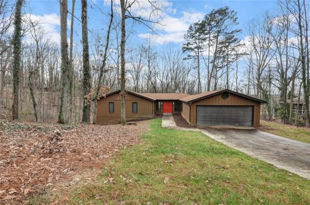 5527 Hidden Harbor Drive, Gainesville, GA 30504 (MLS #5967389) :: North Atlanta Home Team