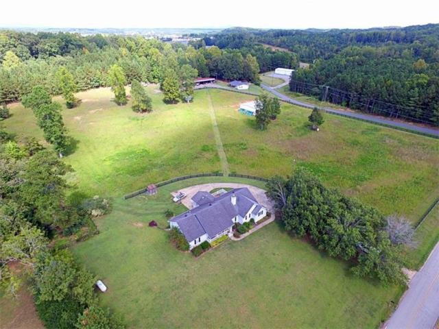 311 Lee Castleberry Road, Dawsonville, GA 30534 (MLS #5967395) :: The North Georgia Group