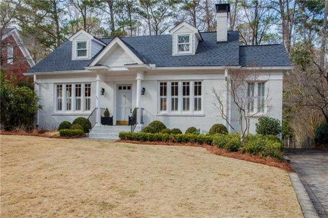 1432 Cornell Road NE, Atlanta, GA 30306 (MLS #5967400) :: The Zac Team @ RE/MAX Metro Atlanta