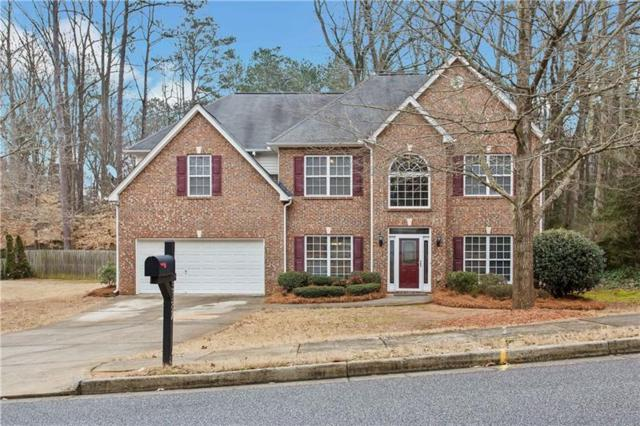 5187 Silhouette Lane SW, Mableton, GA 30126 (MLS #5967417) :: The North Georgia Group