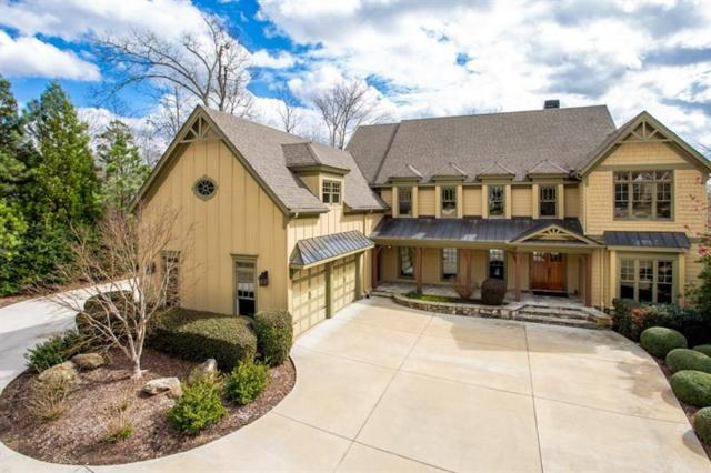 16066 Inverness Trail, Milton, GA 30004 (MLS #5967458) :: The Russell Group