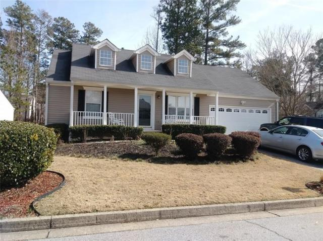 105 Old Surrey Court, College Park, GA 30349 (MLS #5967515) :: The North Georgia Group