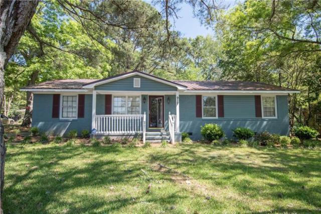912 Pearl Street, Madison, GA 30650 (MLS #5967559) :: North Atlanta Home Team